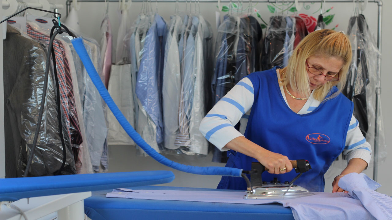 Active Cleaning titre-services repassage