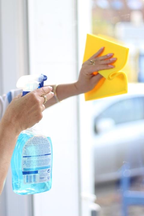 Active Cleaning Titre-services femme de ménage lave de vitre